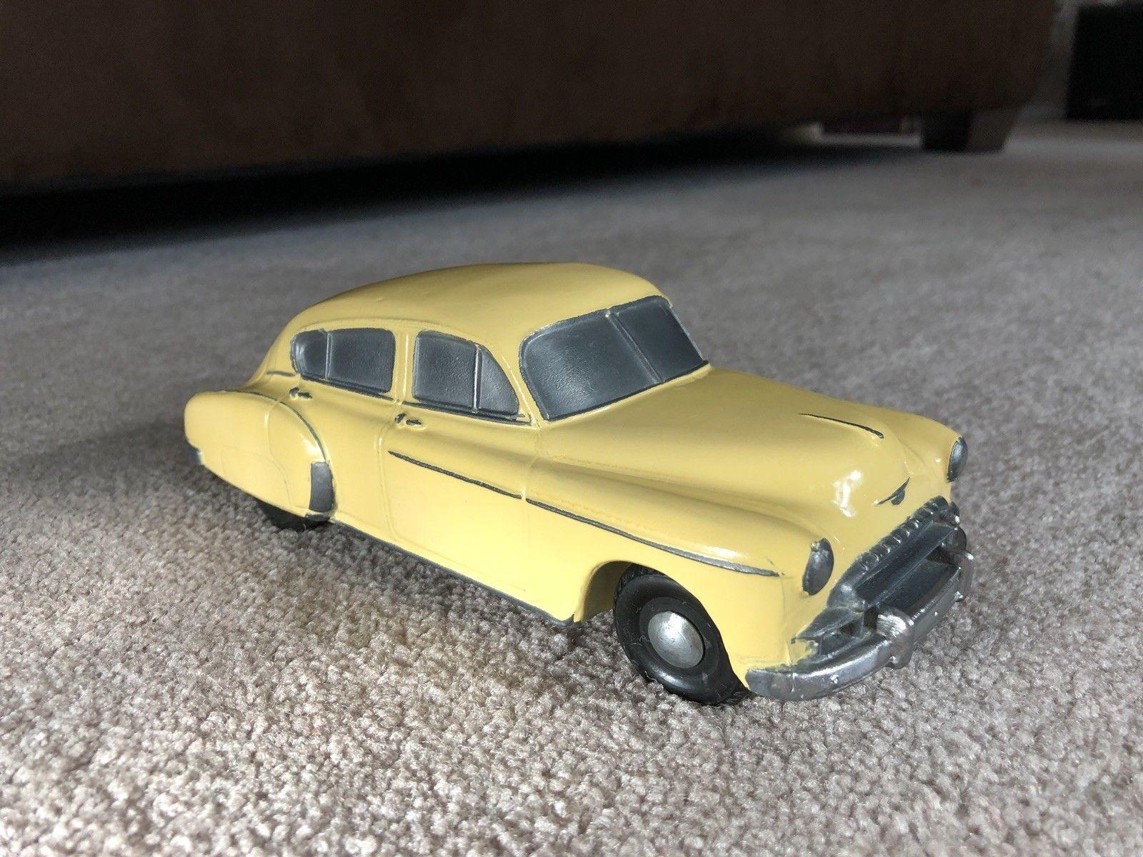 1950 Chevy Fleetline 4 Door Sedan Banthrico Promo Model Promotional Model Car Model Scale Models