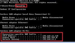 Ini Dia Langkah Cara Mengetahui Ip Address Wifi Milik Orang Lain ...