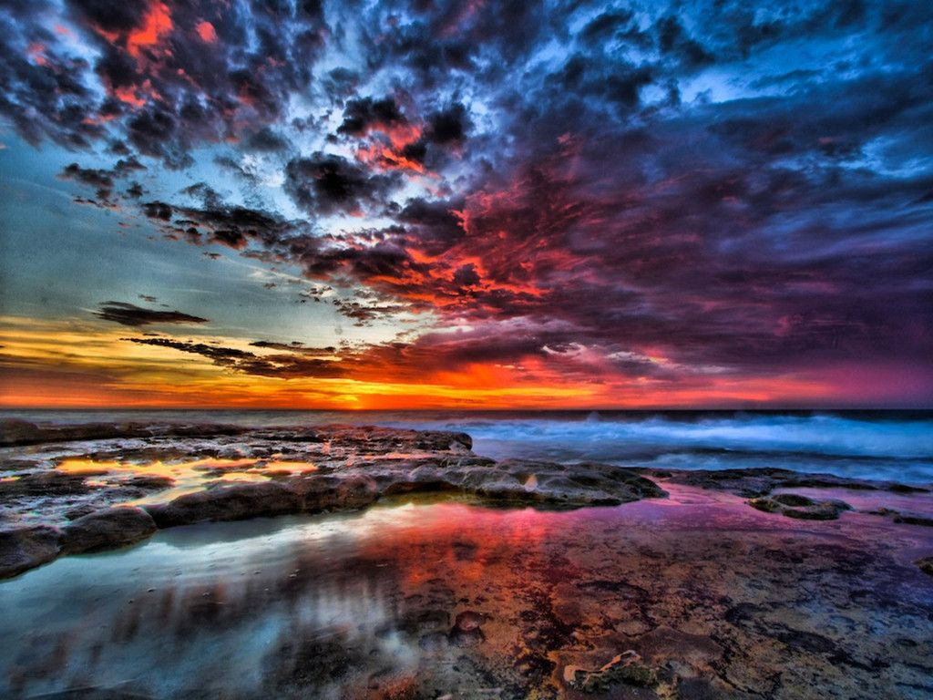 The Most Beautiful Sunset I Ve Ever Seen Beautiful Landscapes Beautiful Sky Beautiful Nature