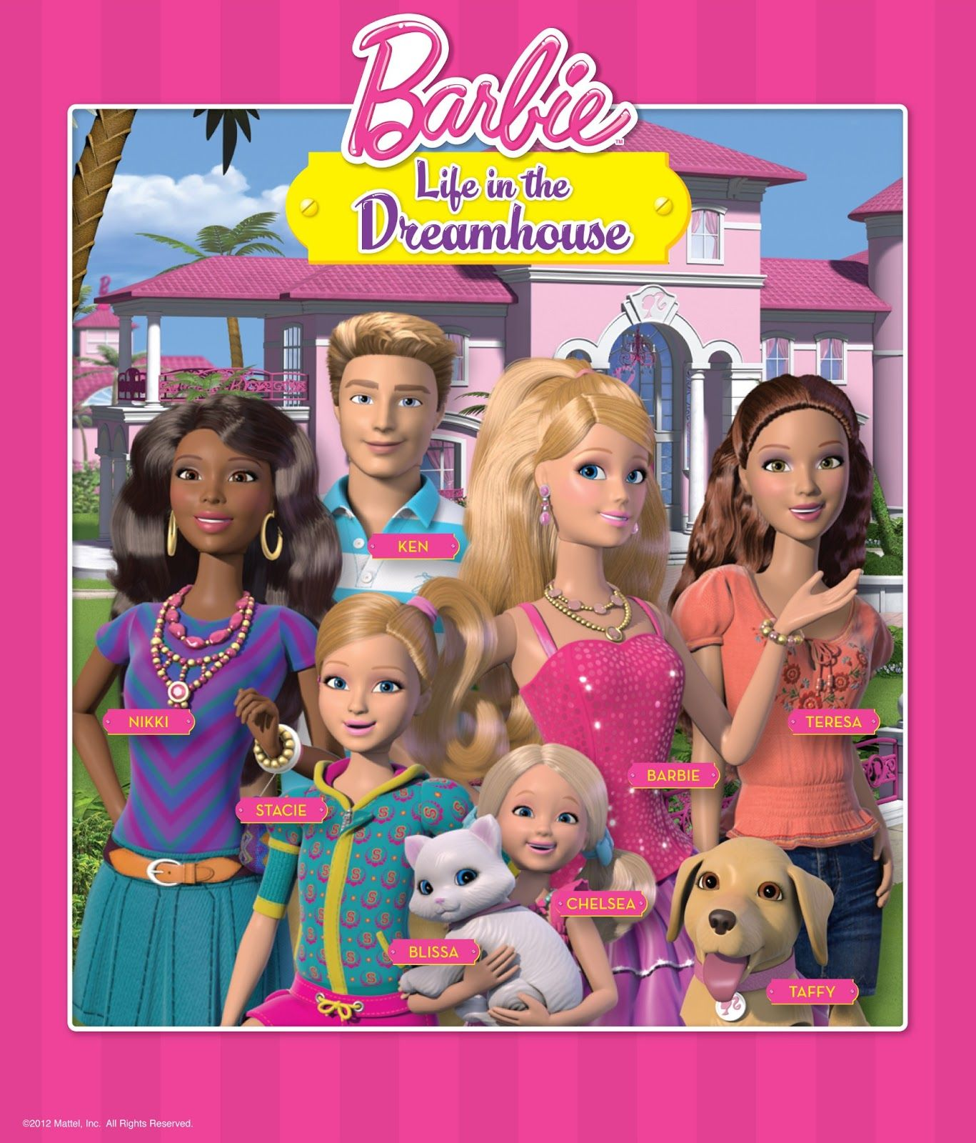 Barbie Dream House Google Search Barbie Life Barbie Sisters Barbie