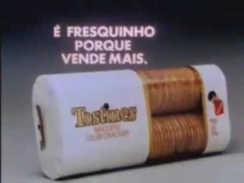Comercial Tostines