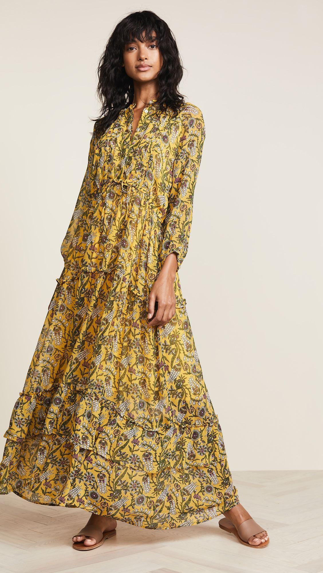 f89f25566 Bazaar Dress in 2019 | Products | Dresses, Floral print maxi dress ...