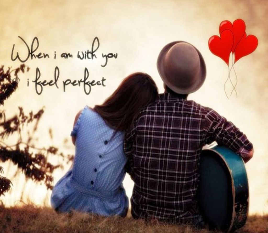 Good Cute Couple Love Wallpaper Backgrounds With Quotes Cute Love Quote