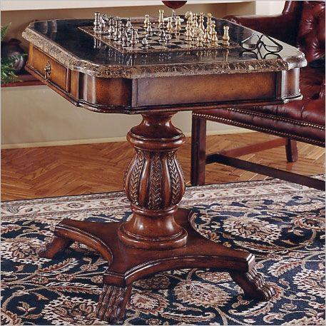 Chess Table Echiquiers Mobilier De Salon Jeu Echec