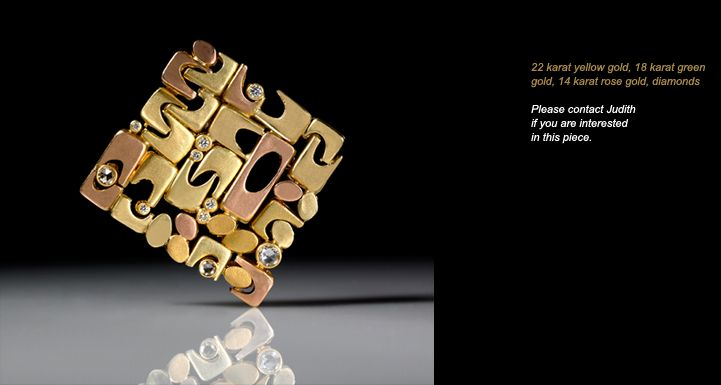 Judith Kaufman Studio Jewelry | Collections | Brooches