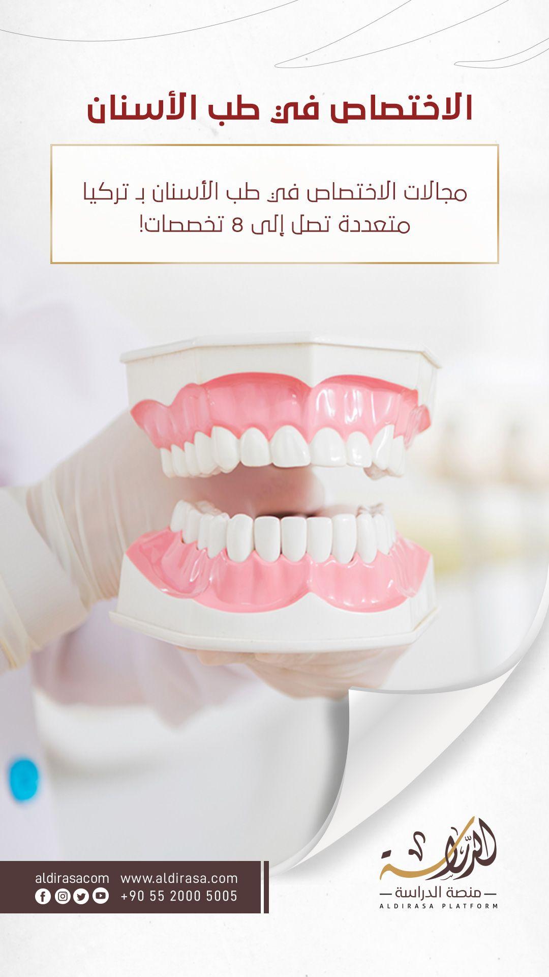 تخصصات طب الأسنان في تركيا Tray Novelty