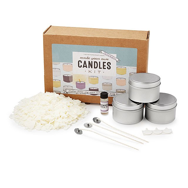 DIY Candle Making Kit candlemakingbusiness Candle