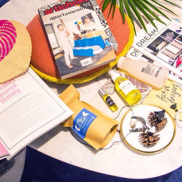 Mmerci Encore aromatherapy, Apartamento magazine & Cocoloco at Dream Interiors