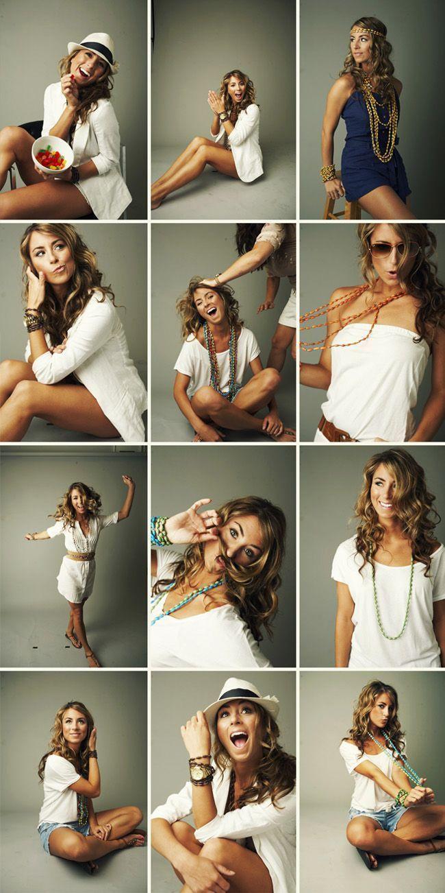 Frauen fotoshooting posen Fotoshooting: Mit