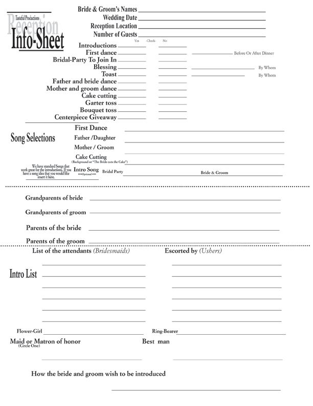 Free Printable Event Planner Forms Wedding Planner Printables