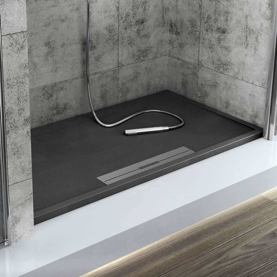 black shower tray Google Search Black shower tray