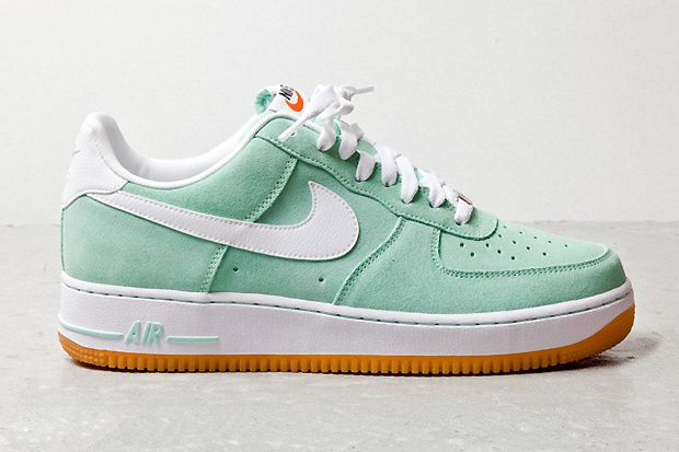 nike air force 1 verde agua