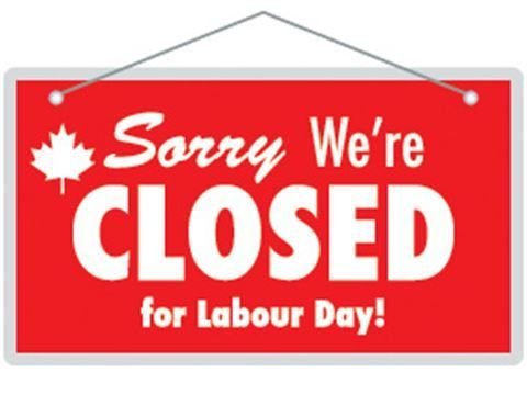 Happy Labour Day!!! Wishing you all the best! #HappyLabourDay