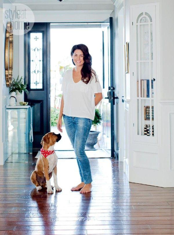 Jillian Harris' Eclectic Home Tour #jillianharrishome