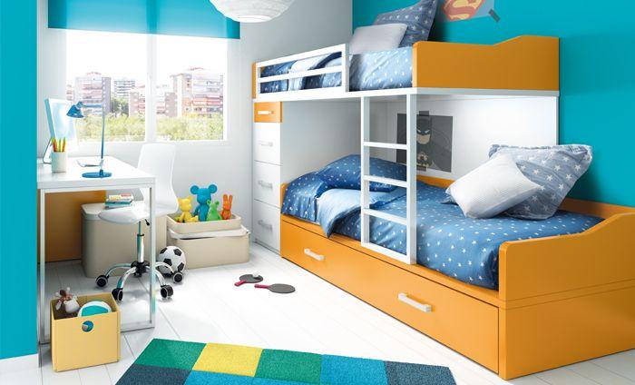 KIBUC, muebles y complementos - Dormitori juvenil Niko   Hab ...