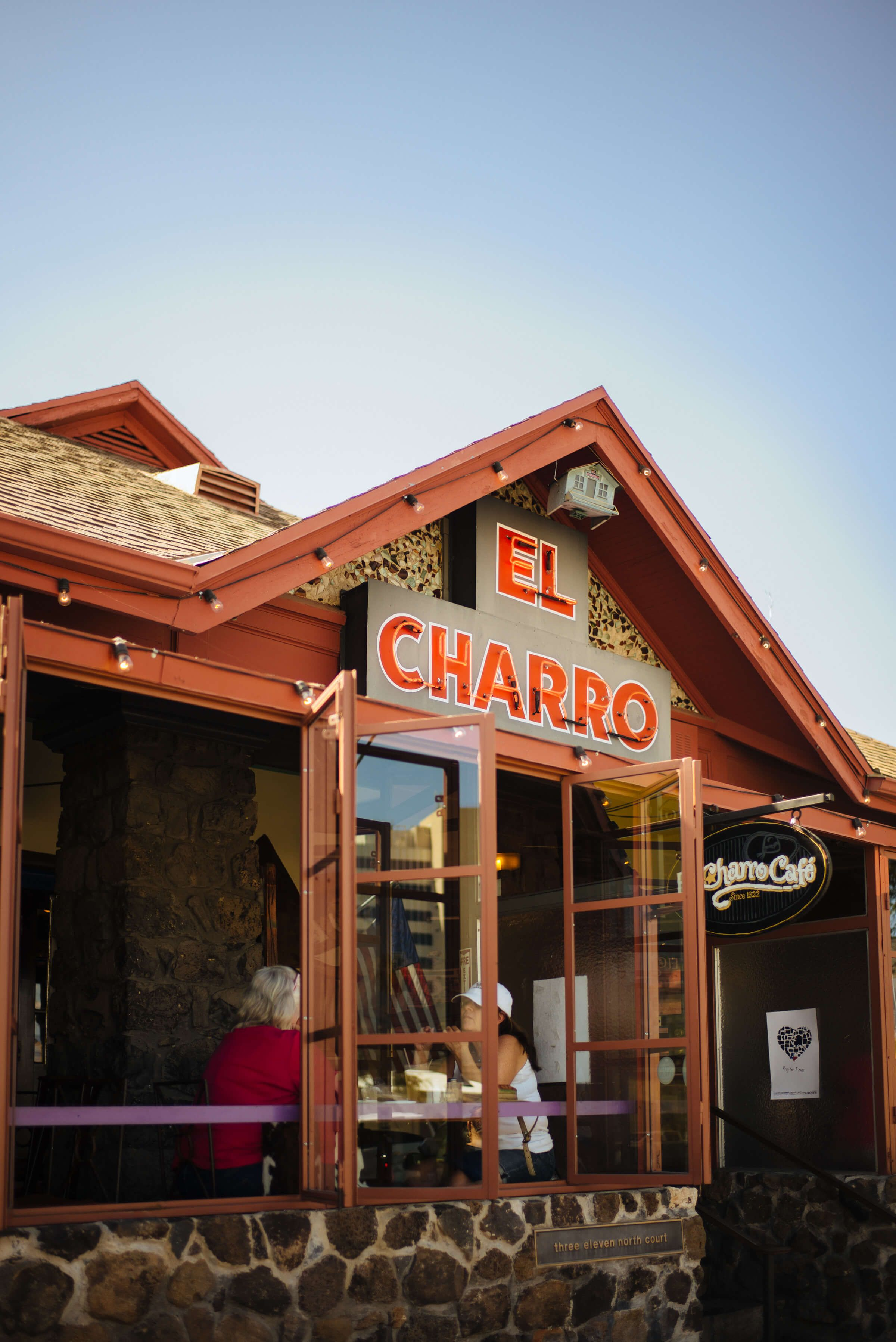 El Charro Café Travel Inspiration The Taste Sf Pinterest