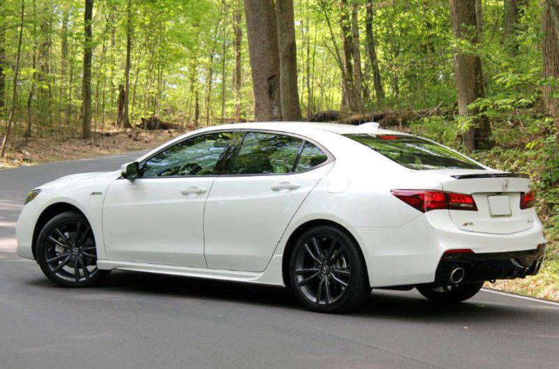 New Acura Tlx 2020 Changes Release Date In 2020 Acura Tlx Acura Luxury Acura
