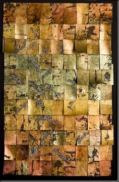 gold leaf screen - Google Search
