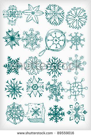 Hand Drawn Illustration Christmas