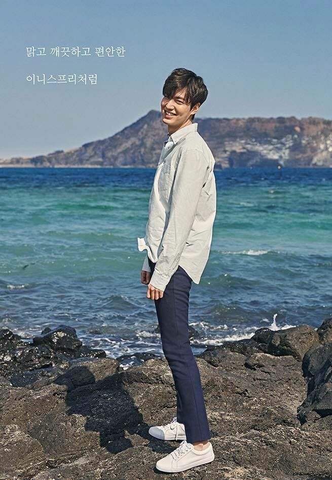 Final Shoot On Jeju Island Before Entering Military Service