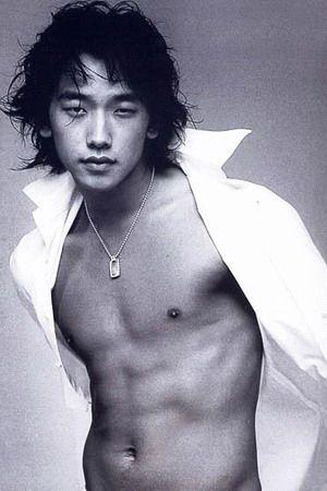 Rain Korean Pop Singer And Star Of Ninja Assassin Beautiful