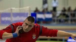 Tsanko Arnaudov, especialista no lançamento do peso, é o atleta do ano. O representante do atletismo benfiquista detém o recorde português no lançamento do peso masculino, com 21,06 metros.