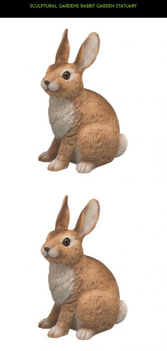 Sculptural Gardens Rabbit Garden Statuary #tech #drone #kit #products #gadgets #parts #rabbit #shopping #fpv #plans #decor #technology #racing #camera #outdoor