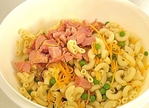 recipe: ruby tuesday ham and pea pasta salad recipe [20]