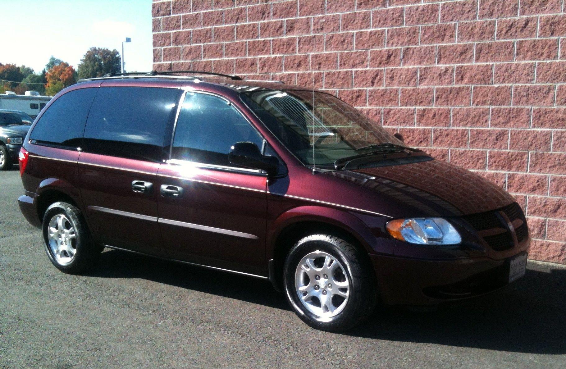 2003 Grand Caravan SE - $6,980  Salem Chrysler-Jeep-Dodge  1.888.594.9192