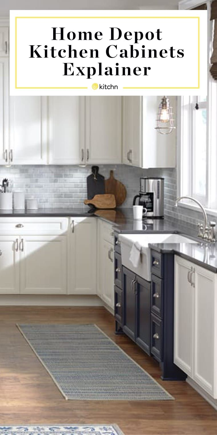 Everything You Need To Know About Home Depot Kitchen Cabinets Home Depot Kitchen Kitchen Cabinets Home Depot Cheap Kitchen Cabinets
