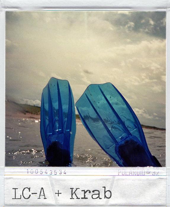 LC-A + Krab photo album on Lomoherz