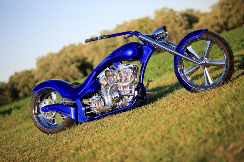 Custom Built Motorcycles : Pro Street in Custom Built
