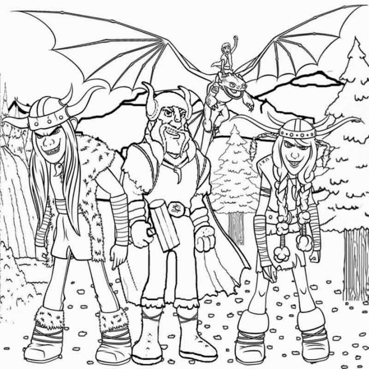 Dragon Coloring Pages For Kids | Coloring Pages | Pinterest
