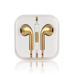 Earphones Earbud Headset Headphone With Mic For Apple Iphone Ipod 3 5mm Jack Headphones Earphone Iphone Earphones