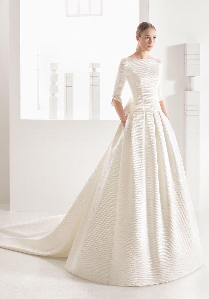 Wedding Dresses I | Wedding dress princess, Rosa clara and Princess ...