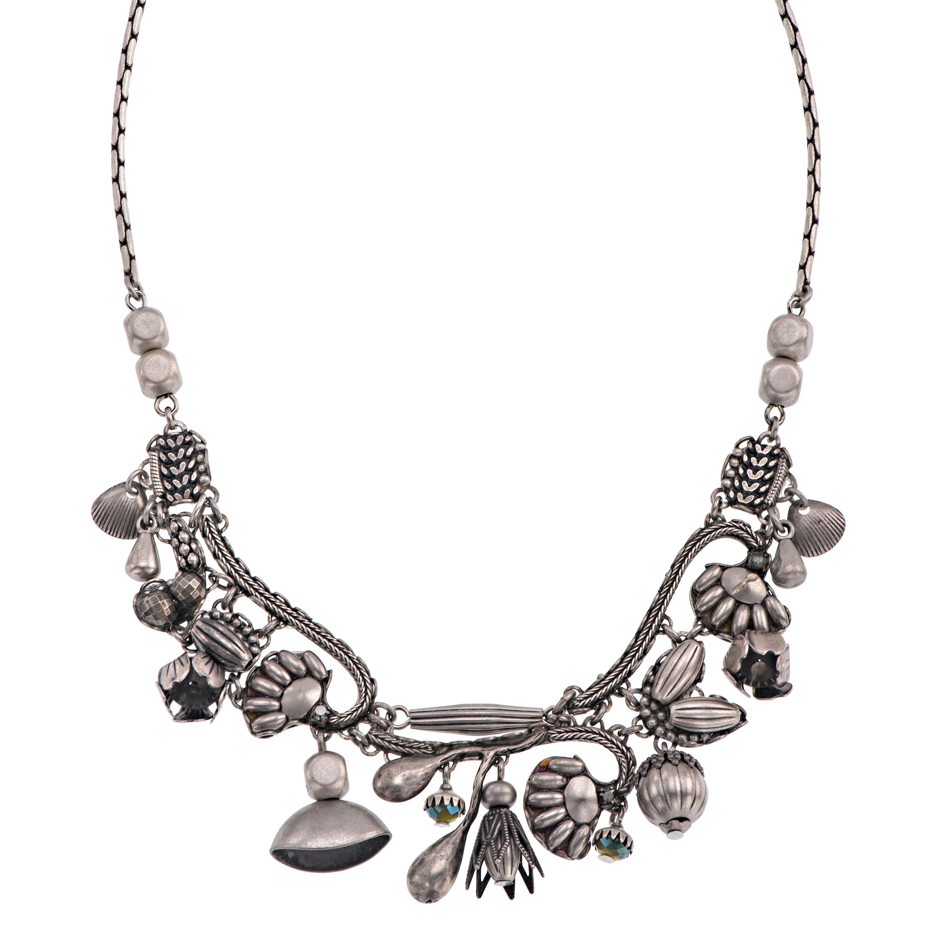 Sagittarius Classica Necklace Ayala Bar Indigo Collection Winter 2015 16 Handmade Fashion Jewelry Fashion Accessories Jewelry Fashion Jewelry