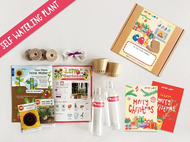 Christmas Gift Box For Kids Who Love Arts and Science ~ Parenting Times
