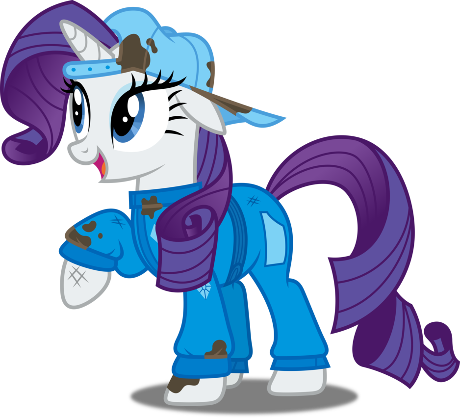 Vector #590 - Rarity #25 by DashieSparkle.deviantart.com on @DeviantArt