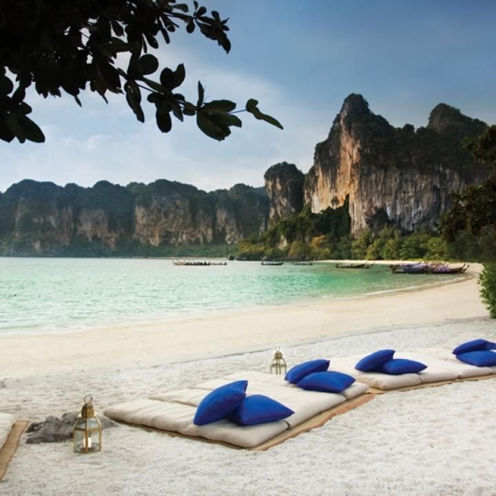 Thailand #ocean #picnic #beach #relax #holiday #retreat #fun #surf