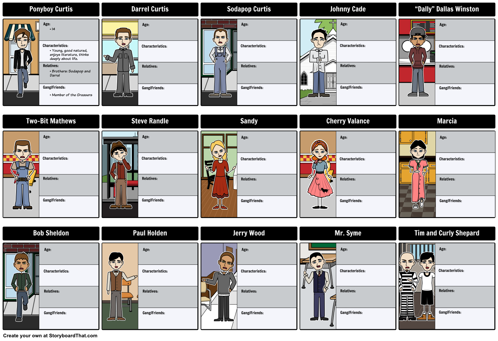 Pin By Storyboard That On Teacher Guides
