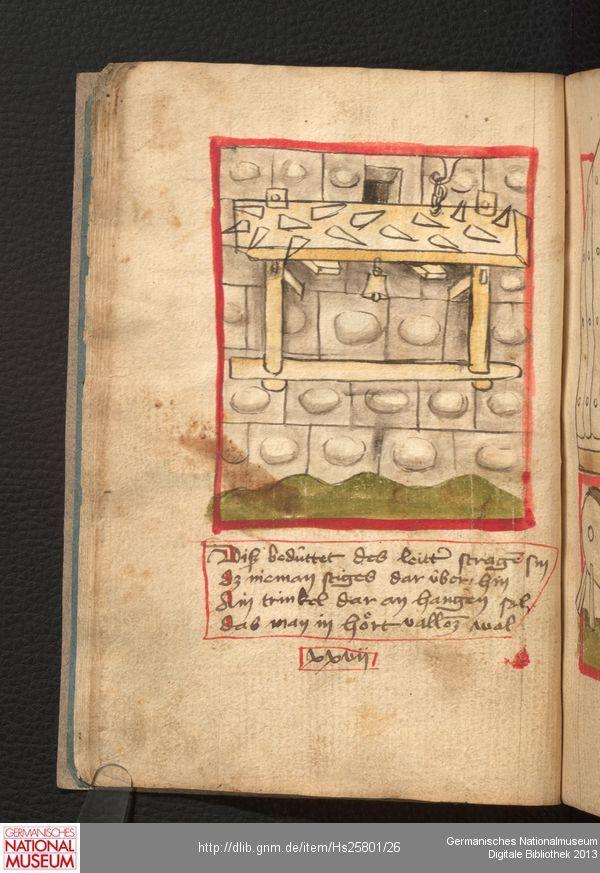 Feuerwerkbuch 1420-25 Hs 25801  Folio 11v