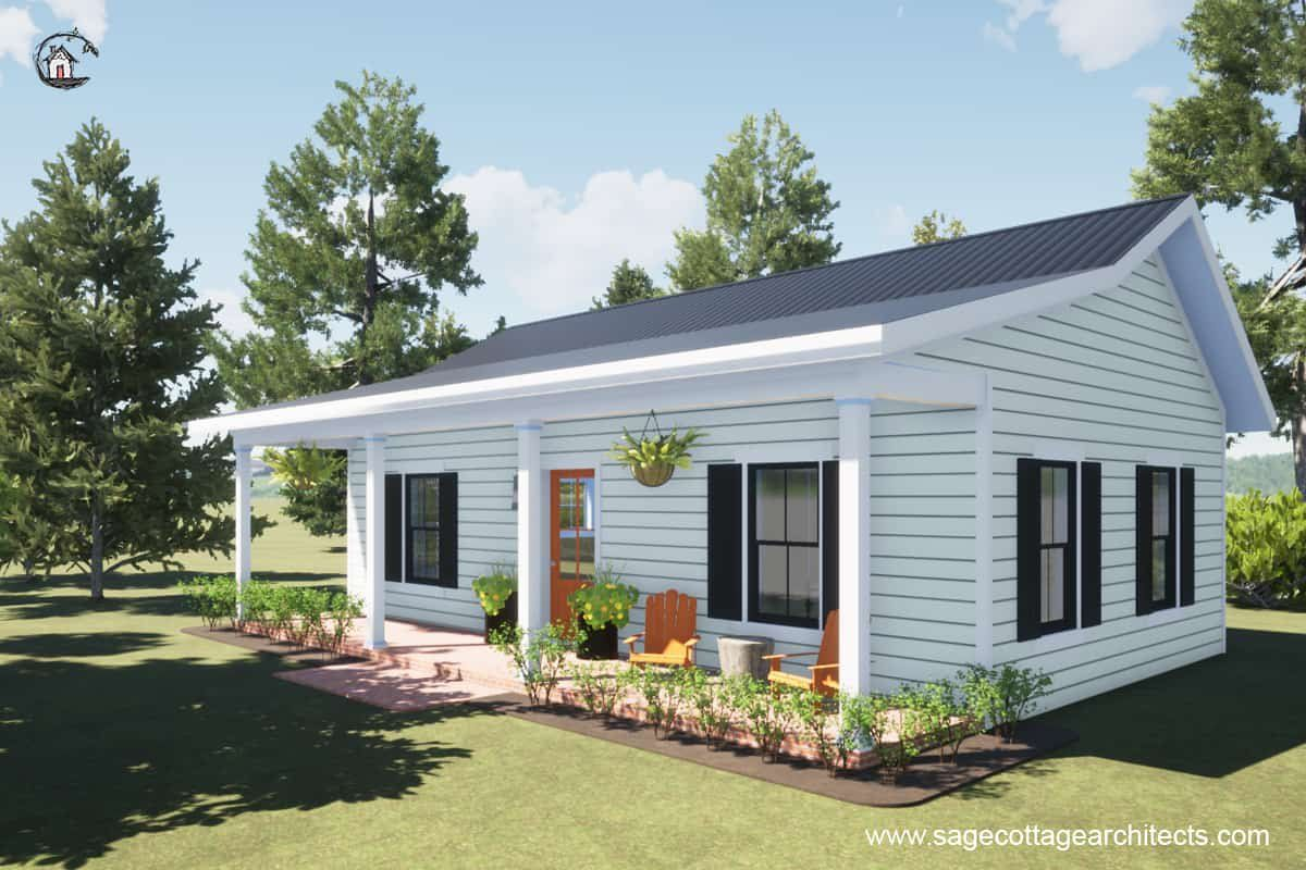What Is A Granny Flat 12 Charming Designs • Sage Cottage Architects