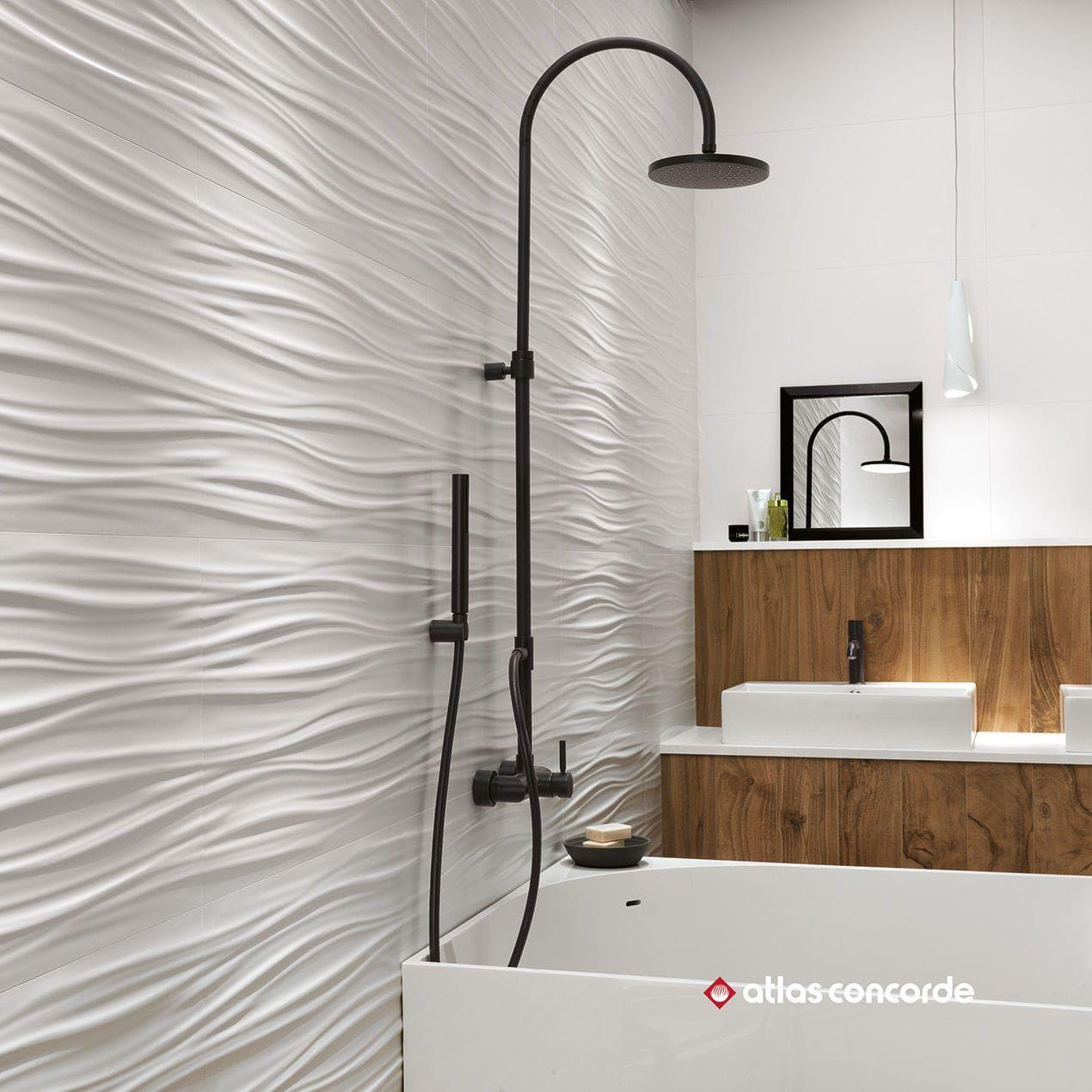 wall mounted tile porcelain stoneware