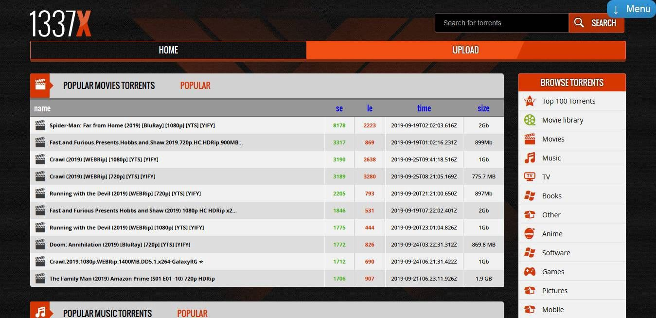 13377x torrents proxy unblock 13377xto download