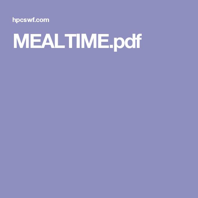MEALTIME.pdf