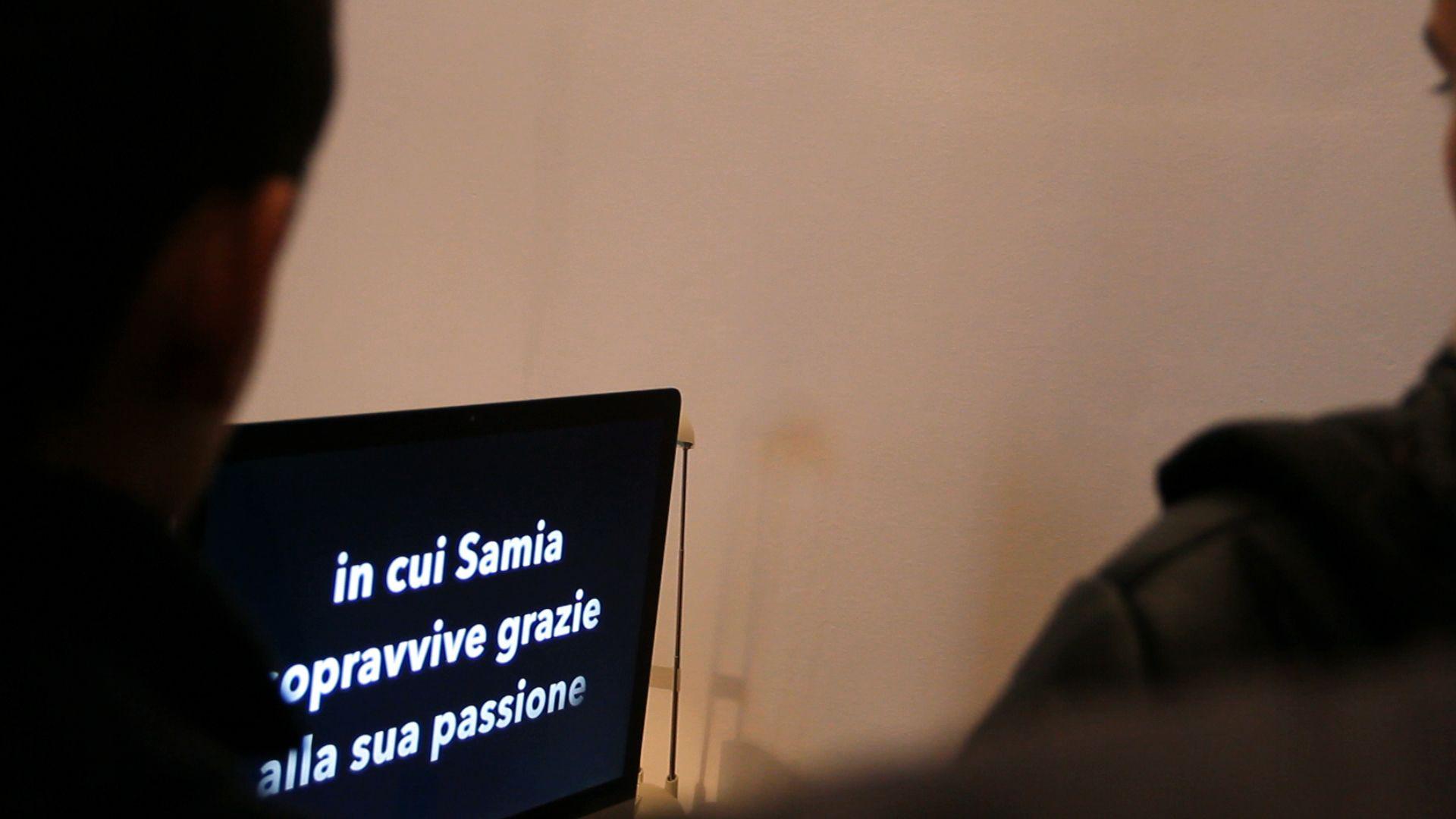 Ufficio Marketing. Visita casa editrice Feltrinelli.