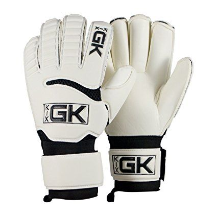 KixGK Club Goalkeeper Gloves (Size 9)  All Purpose Match Training Adult   Youth  Soccer Goalie Gloves - Designed for Performance ad687d954cd7