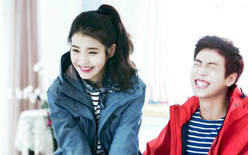 IU and Lee Hyun Woo for Union Bay   Lee hyun woo, Hyun woo