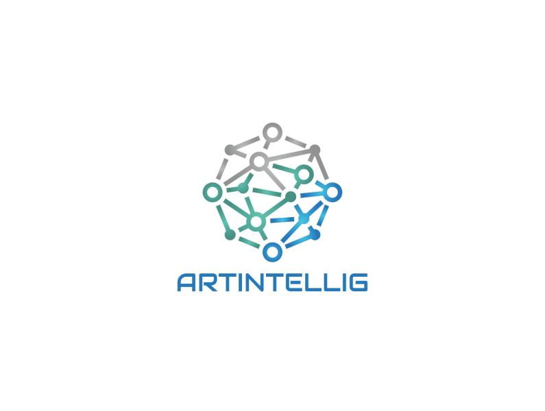 Artificial Intelligence Logo Artificial Intelligence Logos Logo Design