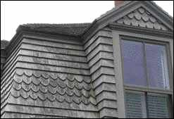 Wood Fish Scale Siding Design Patterns In Exteriors Jlc Online